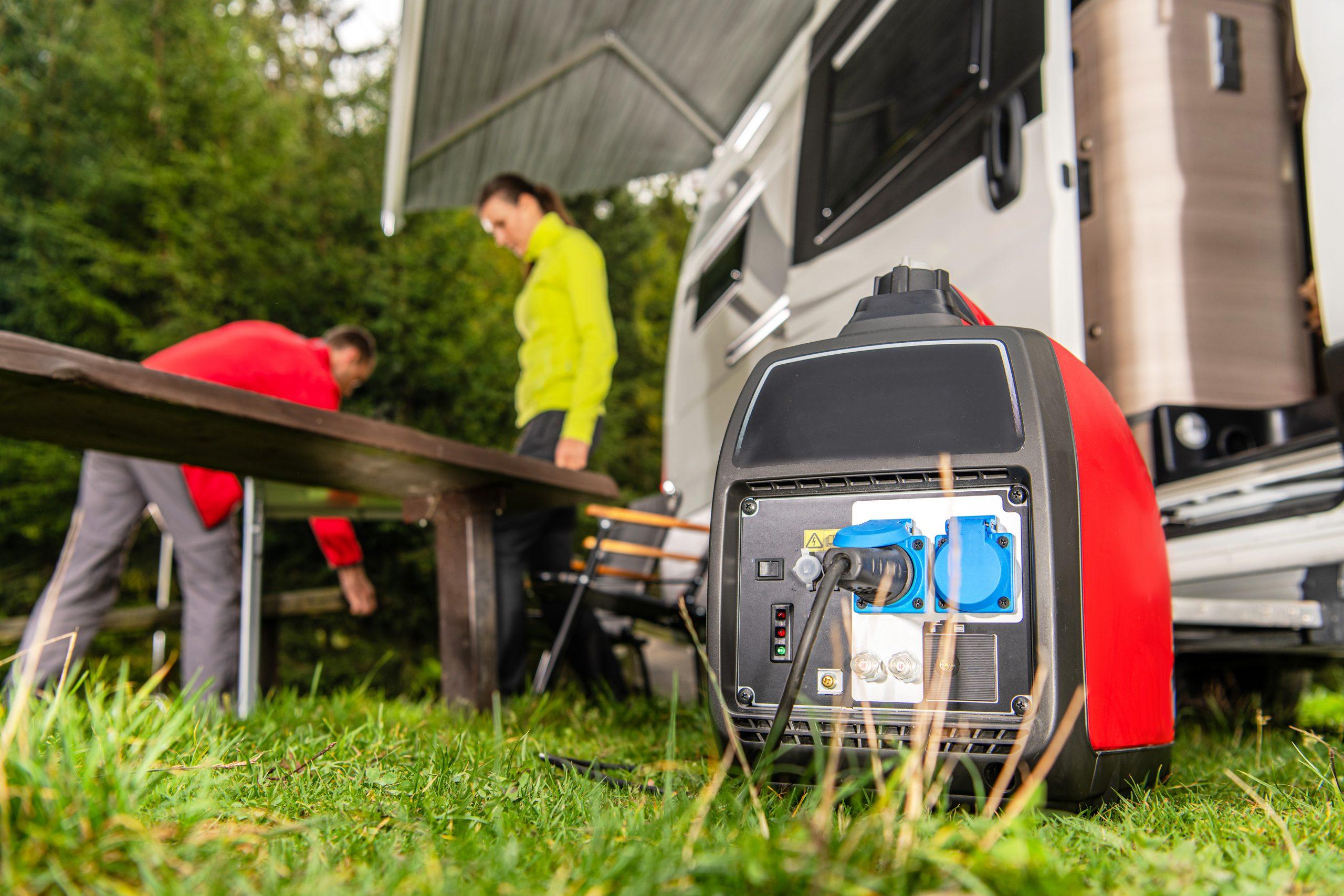 best portable generator for 50 amp rv