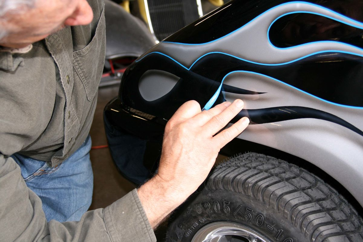 how to remove decals from rv